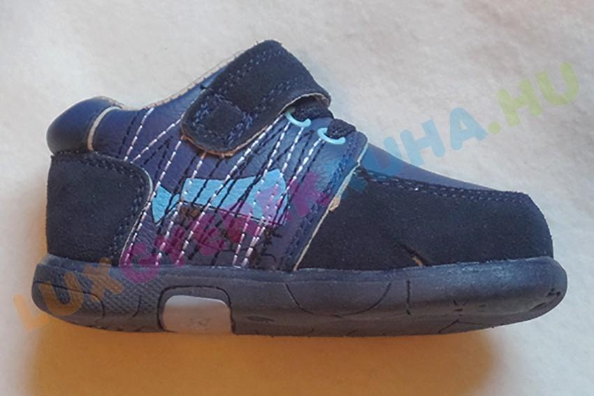 401413bf9a Beppi fiú zárt bőr cipő - Zikk-Zakk