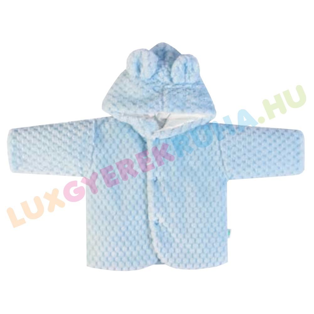 115d20865d F.S. Baby elegáns bundás télikabát, alkalmi dzseki fiúknak - Classic Blue
