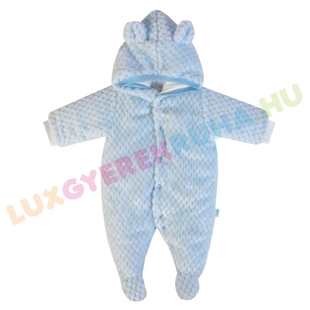 2aabc3b7ee F.S. Baby bélelt alkalmi bundás baba overál, elegáns fiú kezeslábas -  Classic
