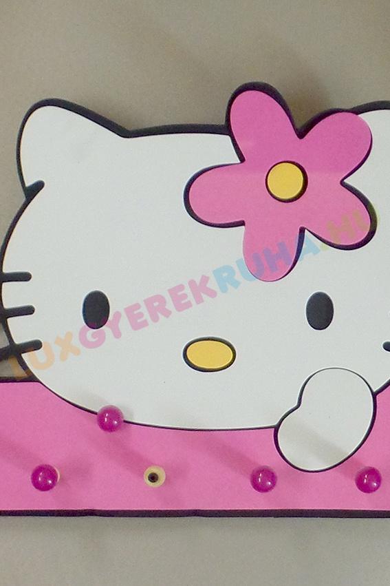 Hello Kitty fali fogas